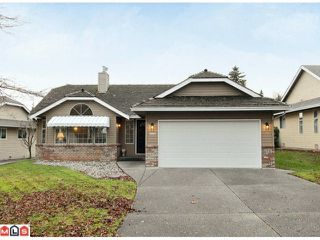 "Photo 1: 12937 19TH Avenue in Surrey: Crescent Bch Ocean Pk. House for sale in ""AMBLE GREENE WEST"" (South Surrey White Rock)  : MLS®# F1028819"