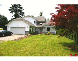 Photo 1: 10049 THOMPSON Road in Chilliwack: Rosedale Popkum House for sale (Rosedale)  : MLS®# H2803551