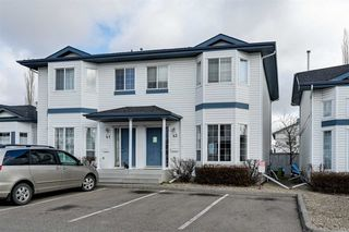 Photo 1: 43 16728 115 Street in Edmonton: Zone 27 Townhouse for sale : MLS®# E4197034