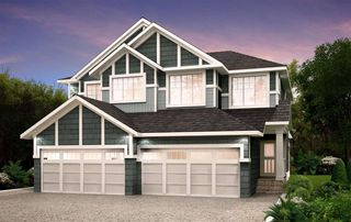 Main Photo: 4048 Kinsella Way in Edmonton: Zone 56 House Half Duplex for sale : MLS®# E4200292