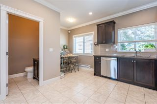 "Photo 10: 24 10999 STEVESTON Highway in Richmond: McNair Townhouse for sale in ""Ironwood Gate"" : MLS®# R2480578"