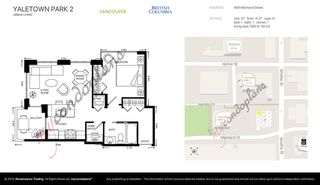 Photo 20: 1007 909 MAINLAND STREET in Vancouver: Yaletown Condo for sale (Vancouver West)  : MLS®# R2491844