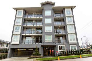 Photo 1: 213 13628 81A Avenue in Surrey: East Newton Condo for sale : MLS®# R2523885