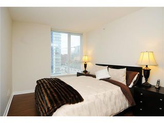 """Photo 8: 1602 188 KEEFER Place in Vancouver: Downtown VW Condo for sale in """"ESPANA"""" (Vancouver West)  : MLS®# V860674"""