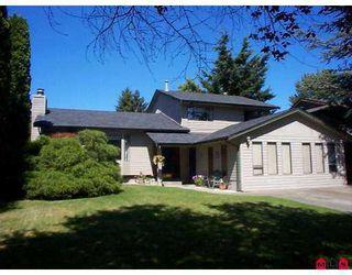 "Photo 1: 14497 CHARTWELL DR in Surrey: Bear Creek Green Timbers House for sale in ""Bear Creek-Green Timbers"" : MLS®# F2618116"