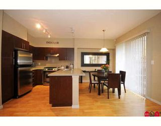 "Photo 2: 49 15152 62A Avenue in Surrey: Sullivan Station Townhouse for sale in ""Uplands"" : MLS®# F2831409"