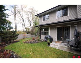 "Photo 10: 49 15152 62A Avenue in Surrey: Sullivan Station Townhouse for sale in ""Uplands"" : MLS®# F2831409"