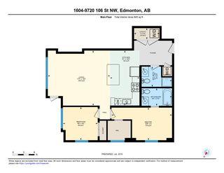 Photo 30: 1604 9720 106 Street NW in Edmonton: Zone 12 Condo for sale : MLS®# E4170003