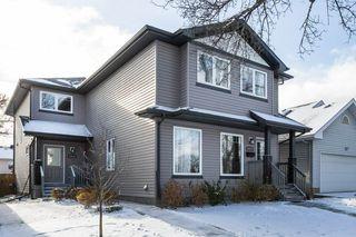 Photo 1: 14835 103 Avenue in Edmonton: Zone 21 House Half Duplex for sale : MLS®# E4179200