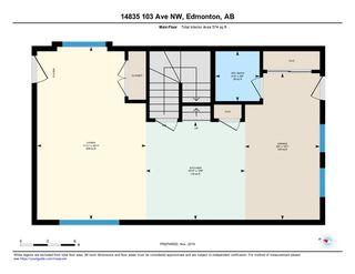 Photo 32: 14835 103 Avenue in Edmonton: Zone 21 House Half Duplex for sale : MLS®# E4179200
