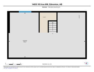 Photo 34: 14835 103 Avenue in Edmonton: Zone 21 House Half Duplex for sale : MLS®# E4179200