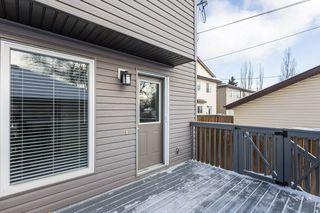 Photo 28: 14835 103 Avenue in Edmonton: Zone 21 House Half Duplex for sale : MLS®# E4179200