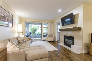 "Photo 2: 214A 301 MAUDE Road in Port Moody: North Shore Pt Moody Condo for sale in ""Heritage Grand"" : MLS®# R2466859"
