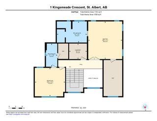 Photo 50: 1 KINGSMEADE Crescent: St. Albert House for sale : MLS®# E4206193