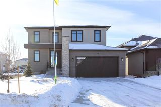 Photo 1: 74 Tanager Trail in Winnipeg: Sage Creek Residential for sale (2K)  : MLS®# 202100832