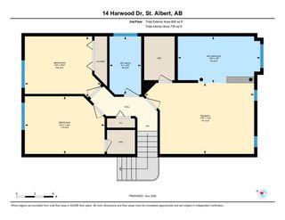 Photo 30: 14 HARWOOD Drive: St. Albert House for sale : MLS®# E4225123