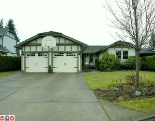 Photo 1: 3658 ARGYLL Street in Abbotsford: Central Abbotsford House for sale : MLS®# F1003909