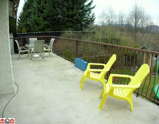 Photo 9: 3658 ARGYLL Street in Abbotsford: Central Abbotsford House for sale : MLS®# F1003909