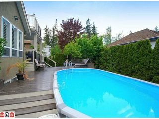 "Photo 10: 10556 SUMAC Place in Surrey: Fraser Heights House for sale in ""Glenwood Estates"" (North Surrey)  : MLS®# F1012253"