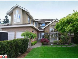 "Photo 1: 10556 SUMAC Place in Surrey: Fraser Heights House for sale in ""Glenwood Estates"" (North Surrey)  : MLS®# F1012253"
