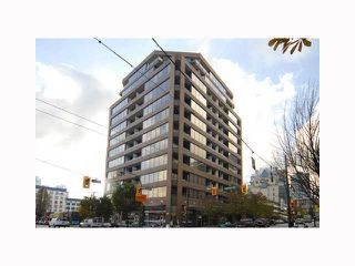 """Photo 1: 405 1010 HOWE Street in Vancouver: Downtown VW Condo for sale in """"1010 HOWE RESIDENCES"""" (Vancouver West)  : MLS®# V827635"""
