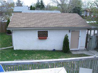 Photo 19: 122 Quincy Bay in WINNIPEG: Fort Garry / Whyte Ridge / St Norbert Residential for sale (South Winnipeg)  : MLS®# 1008789