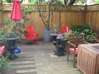 """Photo 2: 119 2190 W 7TH Avenue in Vancouver: Kitsilano Condo for sale in """"SUNSET WEST"""" (Vancouver West)  : MLS®# V831443"""