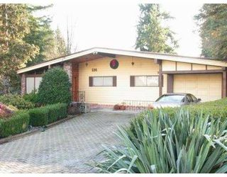 Main Photo: 536 PERTH AV in Coquitlam: Coquitlam West House for sale : MLS®# V568791