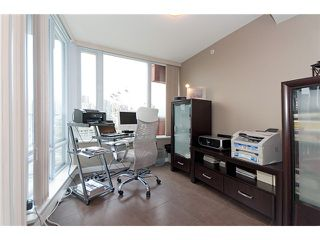 """Photo 6: 1907 918 COOPERAGE Way in Vancouver: False Creek North Condo for sale in """"MARINER"""" (Vancouver West)  : MLS®# V863585"""