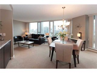 """Photo 5: 1907 918 COOPERAGE Way in Vancouver: False Creek North Condo for sale in """"MARINER"""" (Vancouver West)  : MLS®# V863585"""