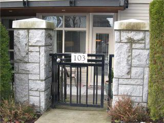 "Photo 2: 103 6333 LARKIN Drive in Vancouver: University VW Condo for sale in ""LEGACY"" (Vancouver West)  : MLS®# V865498"