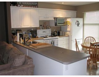 "Photo 3: 56 758 RIVERSIDE Drive in Port_Coquitlam: Riverwood Townhouse for sale in ""RIVERLANE ESTATES"" (Port Coquitlam)  : MLS®# V765260"