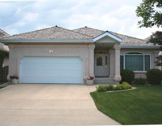 Photo 1:  in WINNIPEG: Fort Garry / Whyte Ridge / St Norbert Residential for sale (South Winnipeg)  : MLS®# 2913182
