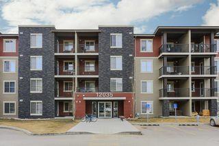 Main Photo: 322 12035 22 Avenue in Edmonton: Zone 55 Condo for sale : MLS®# E4168064