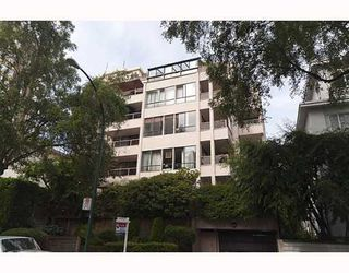 Main Photo: 402 1133 HARWOOD Street in Vancouver: West End VW Condo for sale (Vancouver West)  : MLS®# V780193