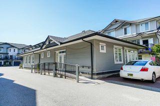 "Photo 20: 62 7156 144 Street in Surrey: East Newton Townhouse for sale in ""ZAAN"" : MLS®# R2412290"