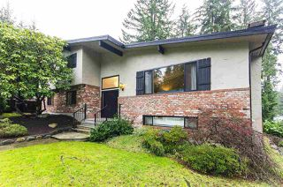 Main Photo: 5390 CLIFFRIDGE Avenue in North Vancouver: Canyon Heights NV House for sale : MLS®# R2430252