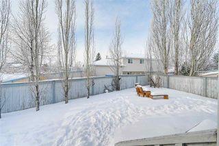 Photo 38: 4904 187 Street in Edmonton: Zone 20 House for sale : MLS®# E4185505