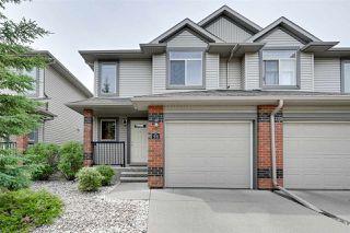 Main Photo: 1128 156 Street in Edmonton: Zone 14 Townhouse for sale : MLS®# E4186768