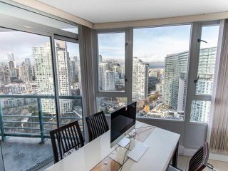 """Photo 4: 2901 1033 MARINASIDE Crescent in Vancouver: Yaletown Condo for sale in """"Quaywest"""" (Vancouver West)  : MLS®# R2439944"""