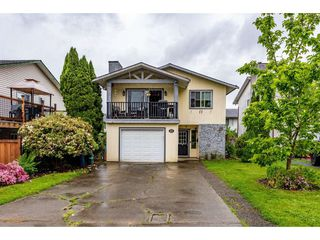 Main Photo: 1825 REEVES Place in Abbotsford: Central Abbotsford House for sale : MLS®# R2456437