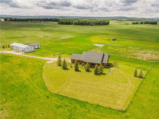Photo 1: 33026 RANGE ROAD 62: Rural Mountain View County Detached for sale : MLS®# C4302116