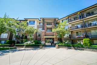 """Main Photo: 116 11665 HANEY Bypass in Maple Ridge: West Central Condo for sale in """"HANEYS LANDING"""" : MLS®# R2481169"""