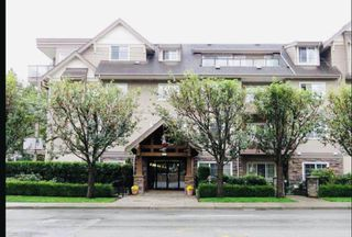 "Photo 1: 201 22150 DEWDNEY TRUNK Road in Maple Ridge: West Central Condo for sale in ""FALCON MANOR"" : MLS®# R2504789"