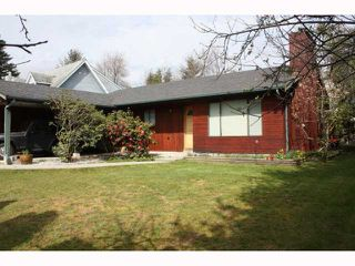 Photo 1: 4352 GUN CLUB Road in Sechelt: Sechelt District House for sale (Sunshine Coast)  : MLS®# V815648