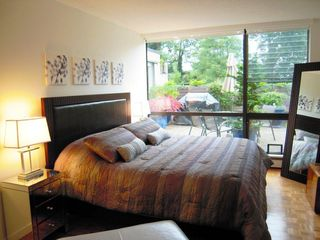 """Photo 6: 105 4900 CARTIER Street in Vancouver: Shaughnessy Condo for sale in """"SHAUGHNESSY PLACE I"""" (Vancouver West)  : MLS®# V861978"""