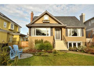"Photo 1: 2325 W 21ST Avenue in Vancouver: Arbutus House for sale in ""Arbutus"" (Vancouver West)  : MLS®# V866415"