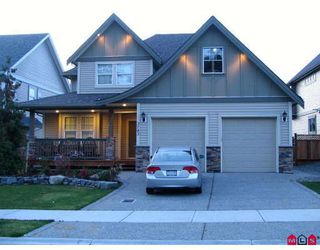 """Photo 1: 3783 MCKINLEY Drive in Abbotsford: Abbotsford East House for sale in """"SANDY HILL"""" : MLS®# F2831922"""