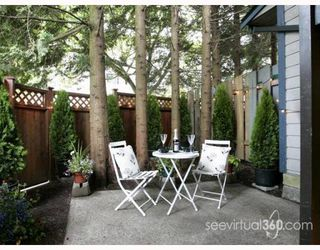 "Photo 8: 223 BALMORAL Place in Port_Moody: North Shore Pt Moody Townhouse for sale in ""BALMORAL PLACE"" (Port Moody)  : MLS®# V775148"