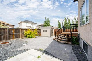 Photo 20: 15 Van Slyk Way in Winnipeg: Canterbury Park Residential for sale (3M)  : MLS®# 1918883